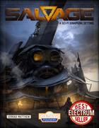 Salvage: Genesys Sci-Fi Junkpunk Setting