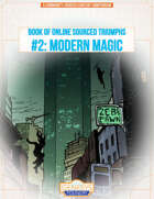 BOOST #2: Modern Magic