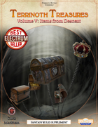 Terrinoth Treasures: Volume V