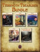 Terrinoth Treasures 5 [BUNDLE]