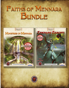 Faiths of Mennara [BUNDLE]