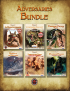 Adversaries [BUNDLE]