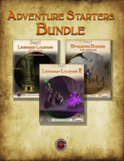 Adventure Starters [BUNDLE]