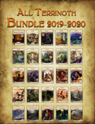 All Terrinoth Titles 2019-2020 [BUNDLE]