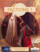 Factions 1: A Faction Talent Supplement