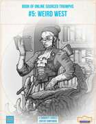 BOOST #5: Weird West