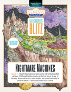 Gatecrashers Blitz! Nightmare Machines