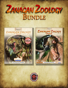 Zanagan Zoology [BUNDLE]