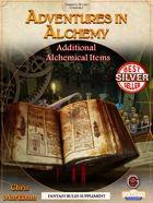 Adventures in Alchemy