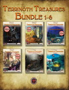 Terrinoth Treasures 6 [BUNDLE]