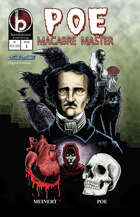 Poe: Macabre Master - Issue 01