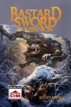 Bastard Sword Companion