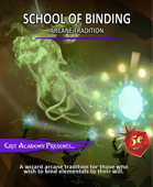 Wizard: School of Binding