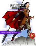 Fighter: Sky Breaker Archetype