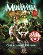 Memorable Monsters