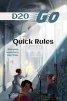 D20 Go Quick Rules