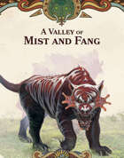 A Valley of Mist and Fang - A Short Adventure for 5e