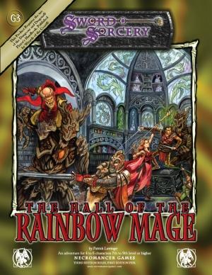 Hall of the Rainbow Mage