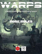 WARPS Core Rules - Multigenre Classless