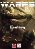 WARPS Fantasy - Fantasy Classless d20