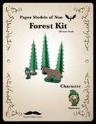 Forest Paper Kit