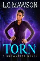 Torn: A F/F/F Snowverse Novel (Royal Cleaner: Book Seven)