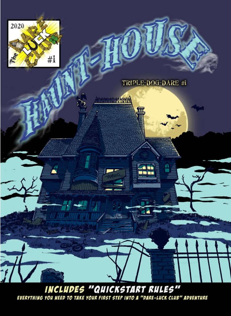 Haunt-House