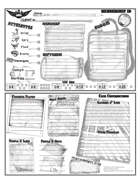 Dare-Luck Club Character Sheet