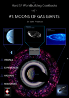 Hard S.F. Worldbuilding Cookbook #1: Moons of Gas Giants