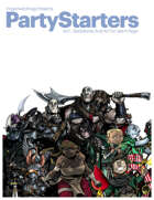 PartyStarters Vol 1: Backstories and Art for Use in RPGs