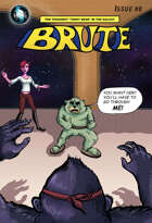 Brute - The Toughest 'Teddy Bear' in the Galaxy #0