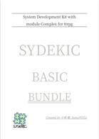 System Development Kit with module Complex for ttrpg by Kuzu/null Basic Bundle