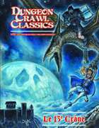 Dungeon Crawl Classics (French) #05 : Le 13e crâne