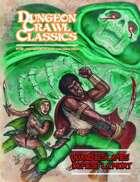 Dungeon Crawl Classics (French) #08 : Quand les lames défient la Mort