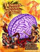 Dungeon Crawl Classics (French) #10 : Lève-toi, colosse!