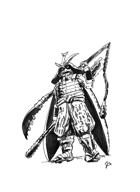 Kabuto Samurai ( Full Page )