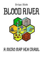 Blood River Micro Map Hex Crawl