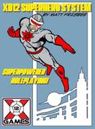 XD12 Superhero System