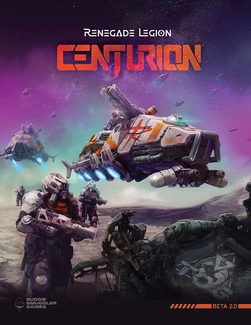 Renegade Legion: Centurion (Beta 2.0)