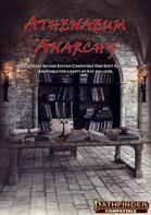 Athenaeum Anarchy (pf2e)