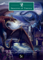 Dragons of Tirenia Introductory Guide, featuring the adventure Double Cross