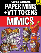 Monster Pack: Mimics