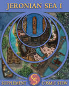 The Atlas of Rong'lu - Jeronian Sea I