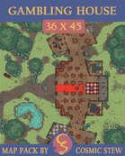 Ivanhammer Gambling House [36x45]