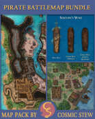 Pirate Battlemap Bundle