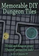 Memorable DIY Dungeon Tiles