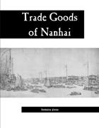 Trade Goods Of Nanhai