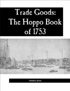 Trade Goods: The Hoppo Book of 1753