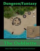 Beach Tavern (The Oubliette)