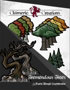 Tremendous Trees: A Forest Terrain Supplement